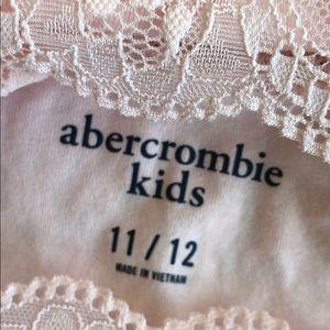 abercrombie kids Accessories - Abercrombie Kids Girls lace Bralette Sz 11/12